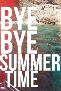 adios summer