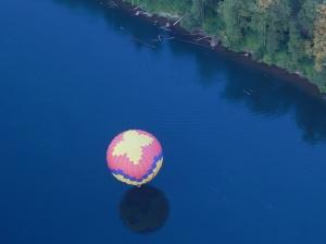 a single balloon