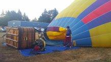 balloon basket
